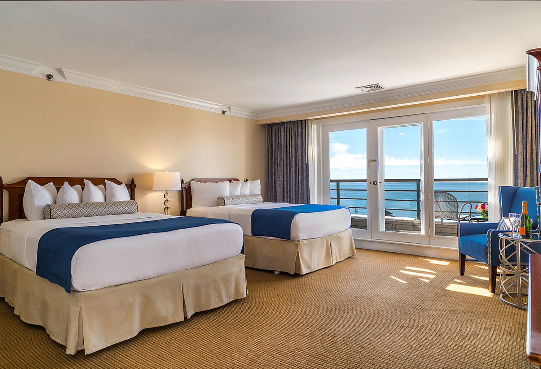 Ocean View Rooms Water S Edge Resort Amp Spa Westbrook Ct