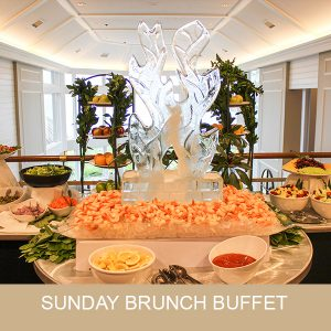 Brunch at Water's Edge Resort and Spa