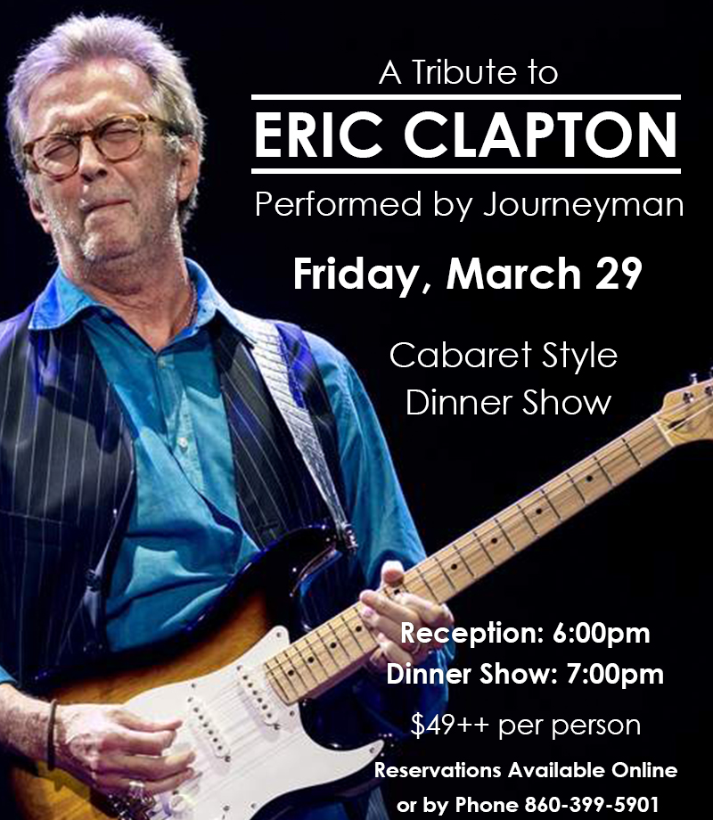A Tribute to Eric Clapton - Water's Edge Resort and Spa