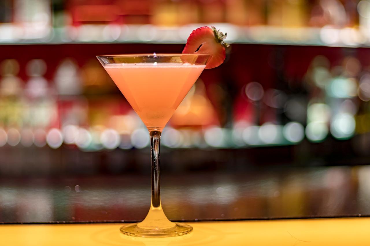Martini Night - Water's Edge Resort and Spa