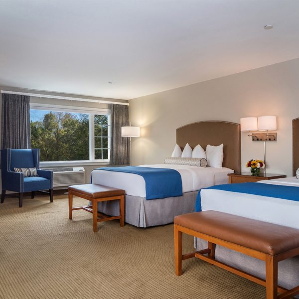 Rooms - Water's Edge Resort and Spa - CT