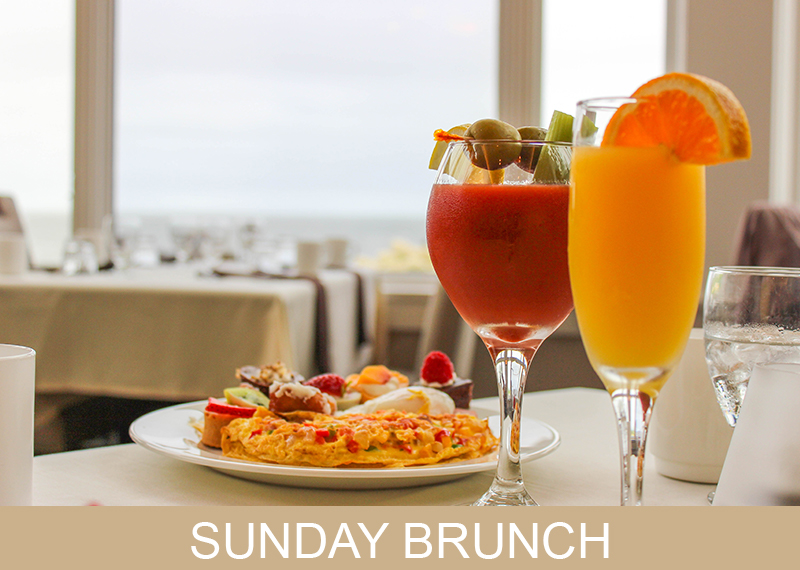 Sunday Brunch- Water's Edge Resort and Spa