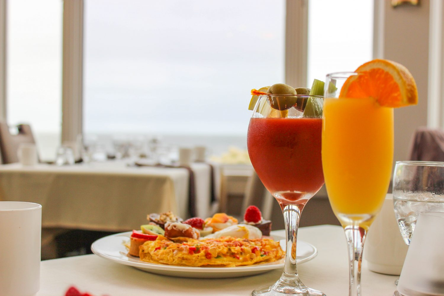 Sunday Brunch - Water's Edge Resort and Spa